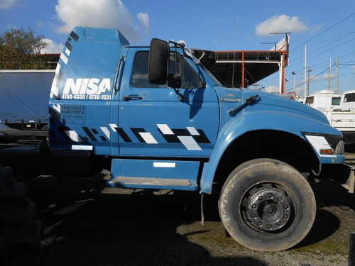 ford 14000 tractor con cabina dormitorio 5ta rueda y plato