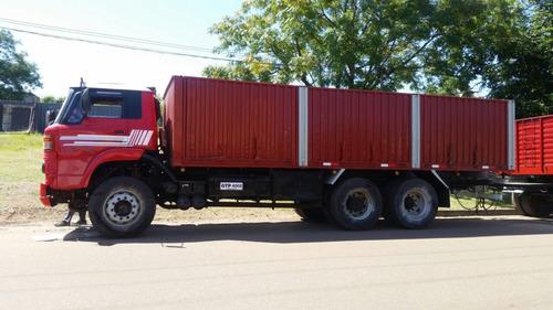 ford 1414 con scania 112