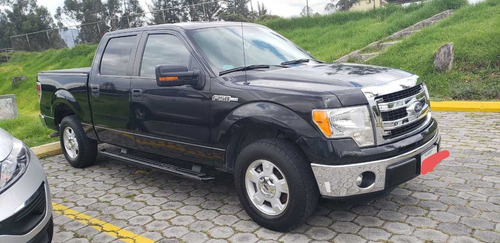 ford 150 4x2 2014 flamante - negra