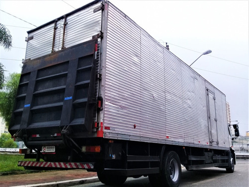 ford 1519 bau alongado + plataforma