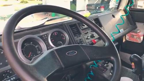 ford 1722 unico dueño 80 mil km de fca