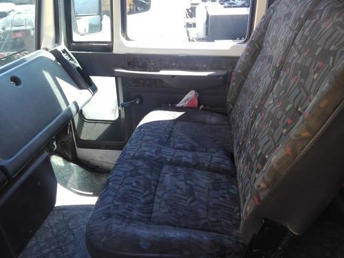 ford 1722/35 tractor cabina dormitorio