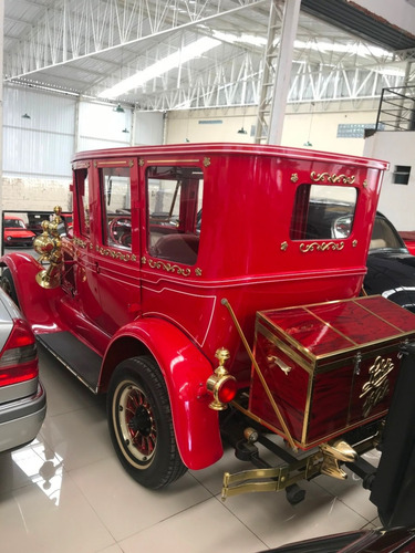 ford 1929 construído artesanalmente