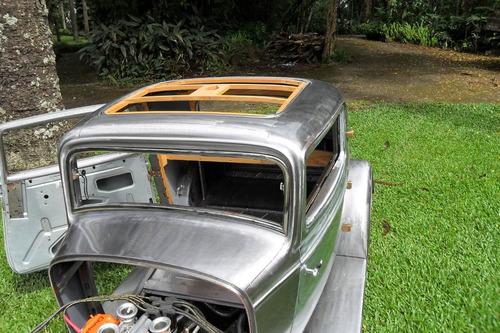 ford 1932 brookville c/ hemi 331 injetado