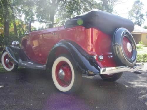 ford 1934 phaenton