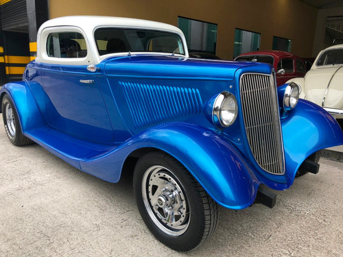 ford 1934 ss fiberglass