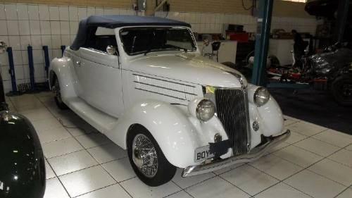 ford 1936 conversível hot rod