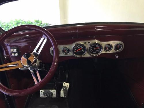 ford 1936 hot rod raríssimo de lata