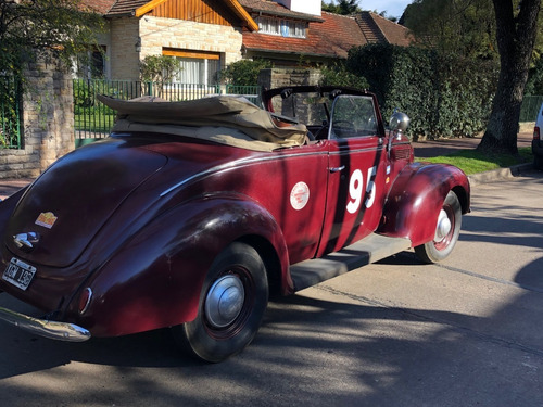 ford 1938 convertible