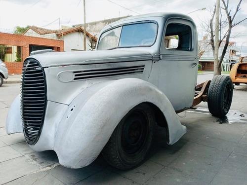 ford 1938 pick up rat rod hot rod