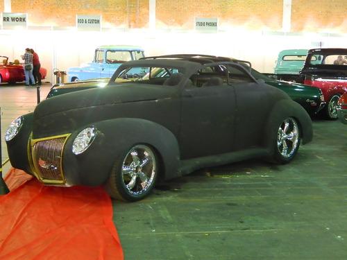 ford 1940 - hot rod - n mustang - corvette - f100 - m rocha