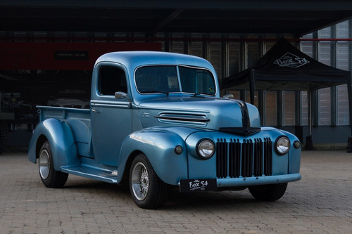 ford 1946 pickup hot rod (f1 f100)