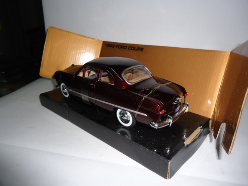 ford 1949 coupe  - 1/24 motor max