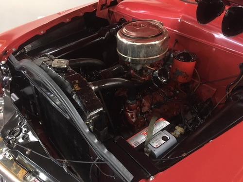 ford 1951 custom 4 portas - maravilhoso