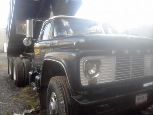 ford 1965 f800 torton