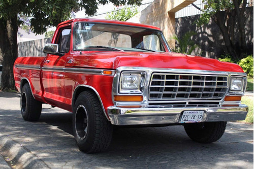 ford 1979 pick up