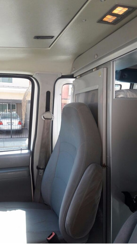 ford  2008 tipo 2, diesel, frente nuevo, impecable.