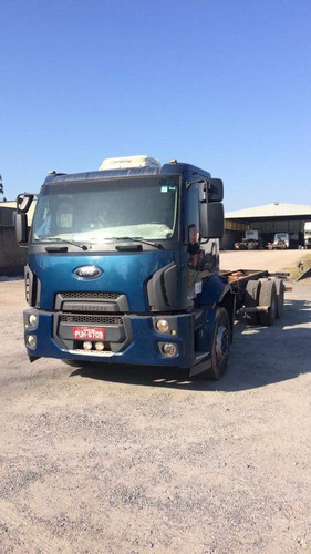 ford 2423 6x2 chassis 2014 !! apenas r$130.000