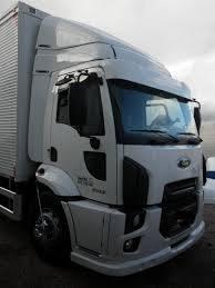 ford 2429 - 2014 - 6x2 - bau frigorifico friojet - manual
