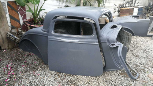 ford 33 coupe carroceria