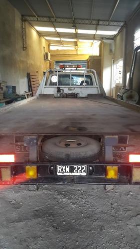 ford 350 1980 grua