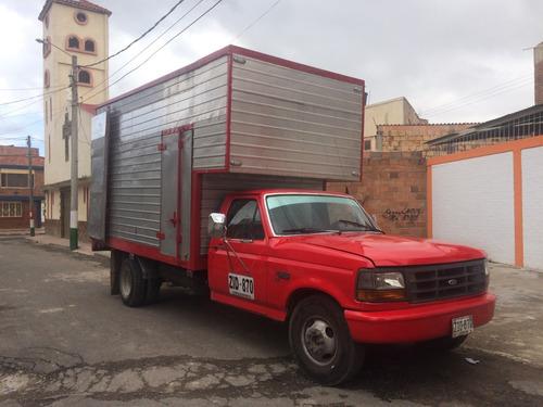 ford 350 1993 furgon - gas-gasolina