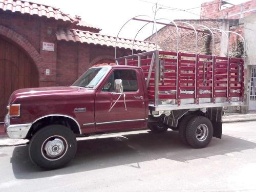 ford 350 4x4 amarica 1989