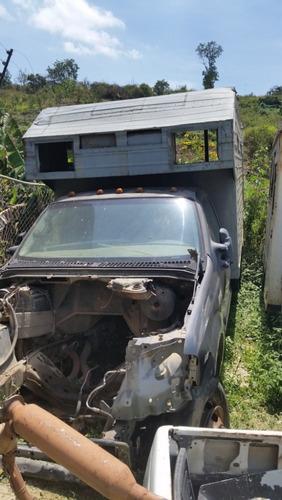 ford 350 4x4 en chasis