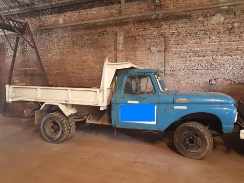 ford - 350 volcador