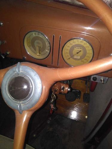 ford 37 - 4 puertas - todo original