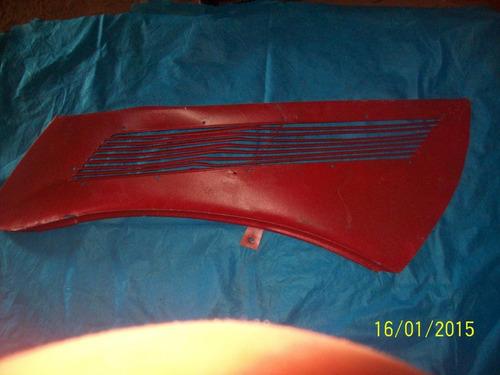 ford 37 parte do capo lado esquerdo
