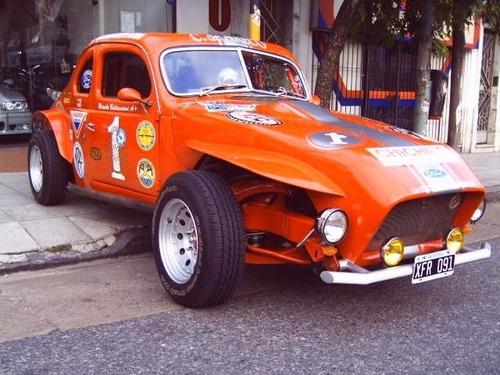 ford 40, competicion cupecita