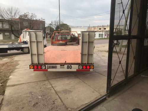 ford 4000 ¨94 camilla para auxilio de autos y máquinas