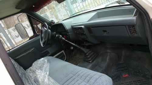 ford 4000 con plancha 1996