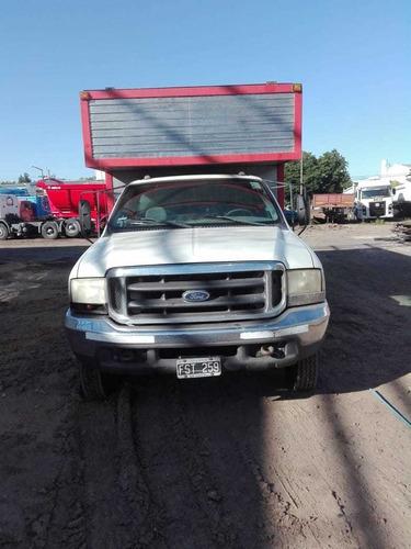 ford 4000 furgon paquetero - entrega y cuotas fijas en $