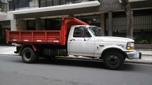 ford 4000 volcador, año 1997, zona once