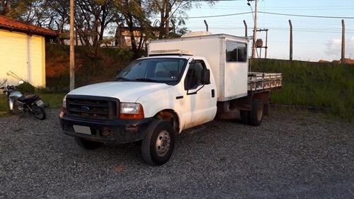 ford 4x4 ano 2006 (transporte de passageiros) carroceria