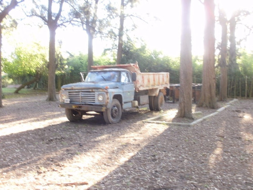 ford 600 camion