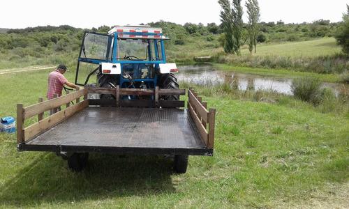 ford 6610 - 4 x 4 -  new holland ltda .ingles