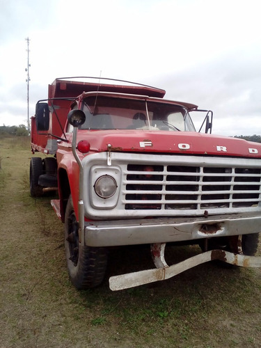 ford 7000 camion