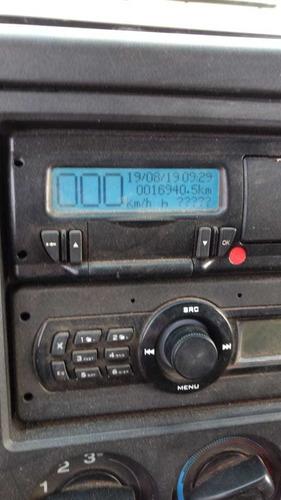 ford 816s ano 2015* c/ 16.000km**preço 125.000,00**prancha**