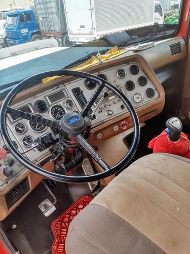 ford 9000 volqueta dobletroque