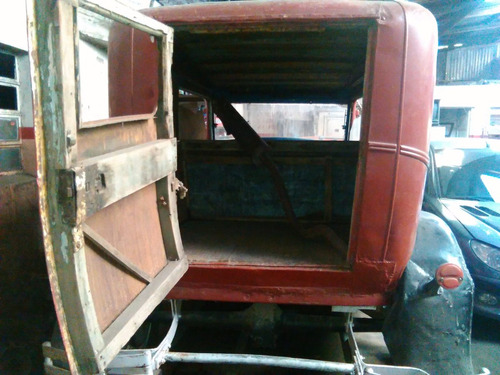 ford a 1931 con papeles deluxe delivery