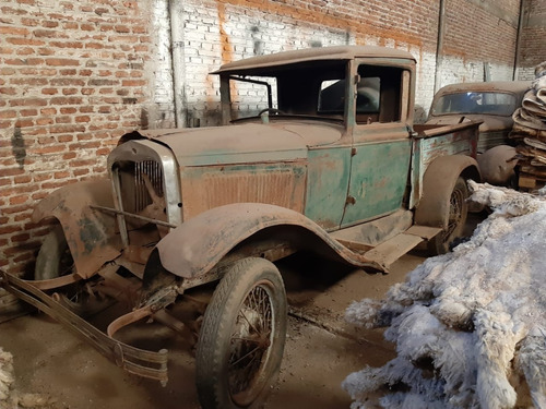 ford a pick up