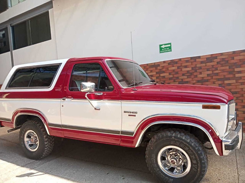 ford bronco 1982