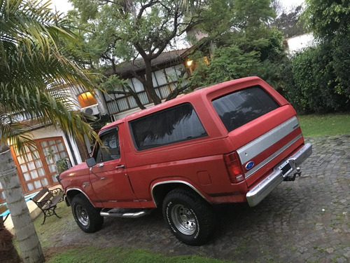 ford bronco 1983