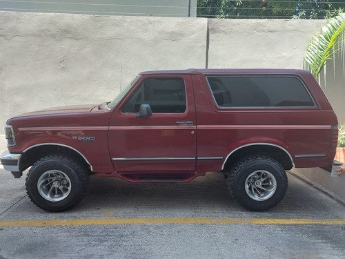 ford  bronco  4×4