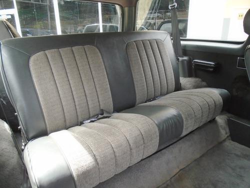ford bronco - automatica