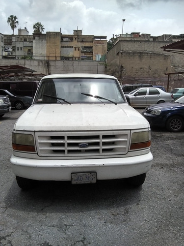 ford bronco flash