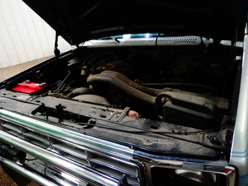 ford bronco - todo funcionando en perfectas condiciones